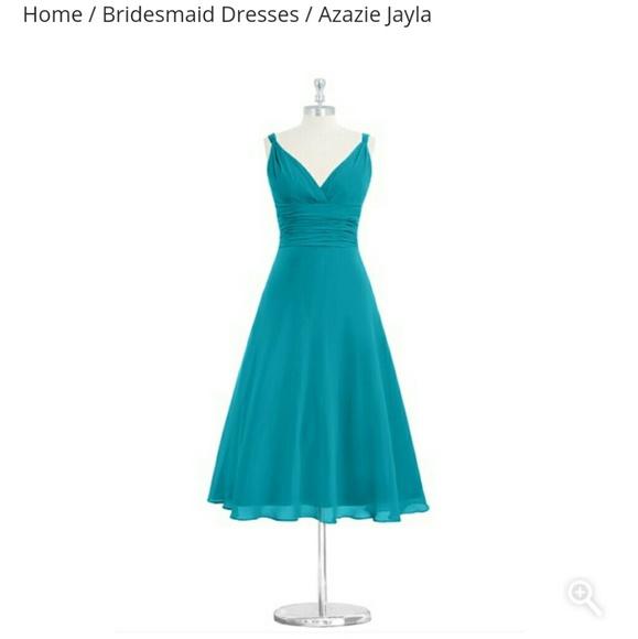 e2a79e1ed8e Bridesmaid Prom Dress-Azazie Jayla in Jade